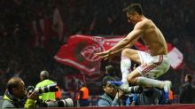 'This is for Franck and Arjen' - Lewandowski fires Bayern to domestic double