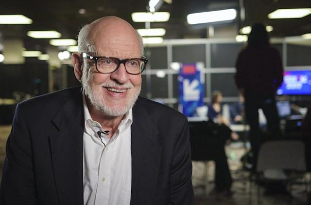 Frank Oz on Muppets, puppets and CG Yoda