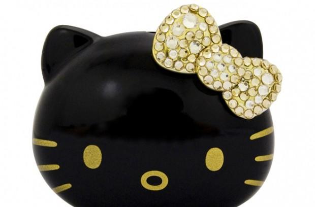 Goth Hello Kitty PMP gets a splash of Swarovski, says she hasn't sold out