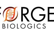 Forge Biologics geht mit Series-A-Finanzierung von 40 Millionen US-Dollar zur Herstellung und Entwicklung von Gentherapien an den Start
