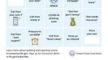 Coronavirus fraud is so bad the FTC made a scam bingo card