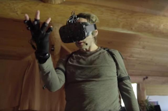 VR brings better motion capture to your video games