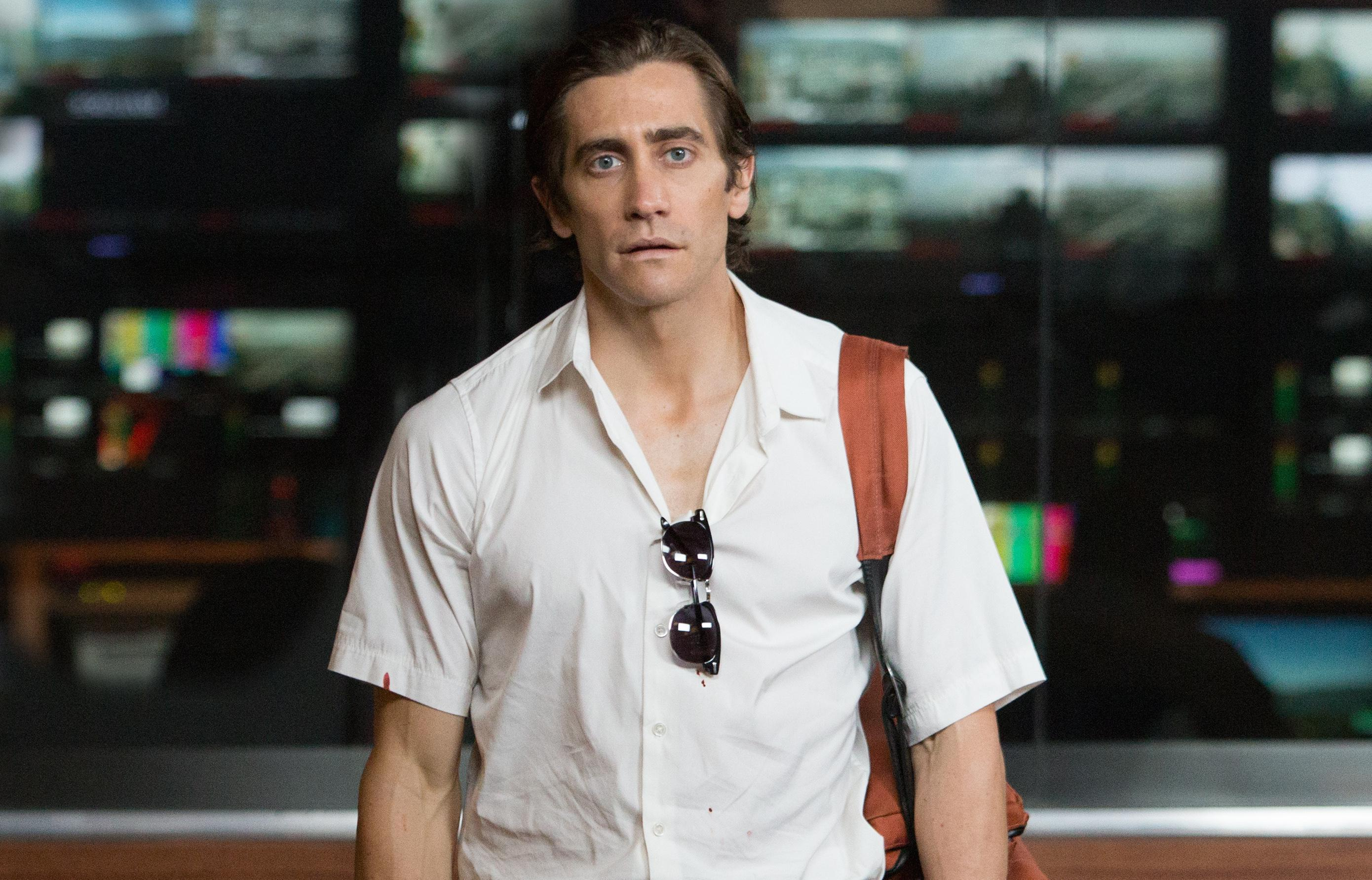 an examination of the sociopath lou bloom in the 2014 film nightcrawler Nightcrawler: is lou your argument would have more ground if it wasn't clear that the entire film was a character study of a sociopath in nightcrawler, lou.