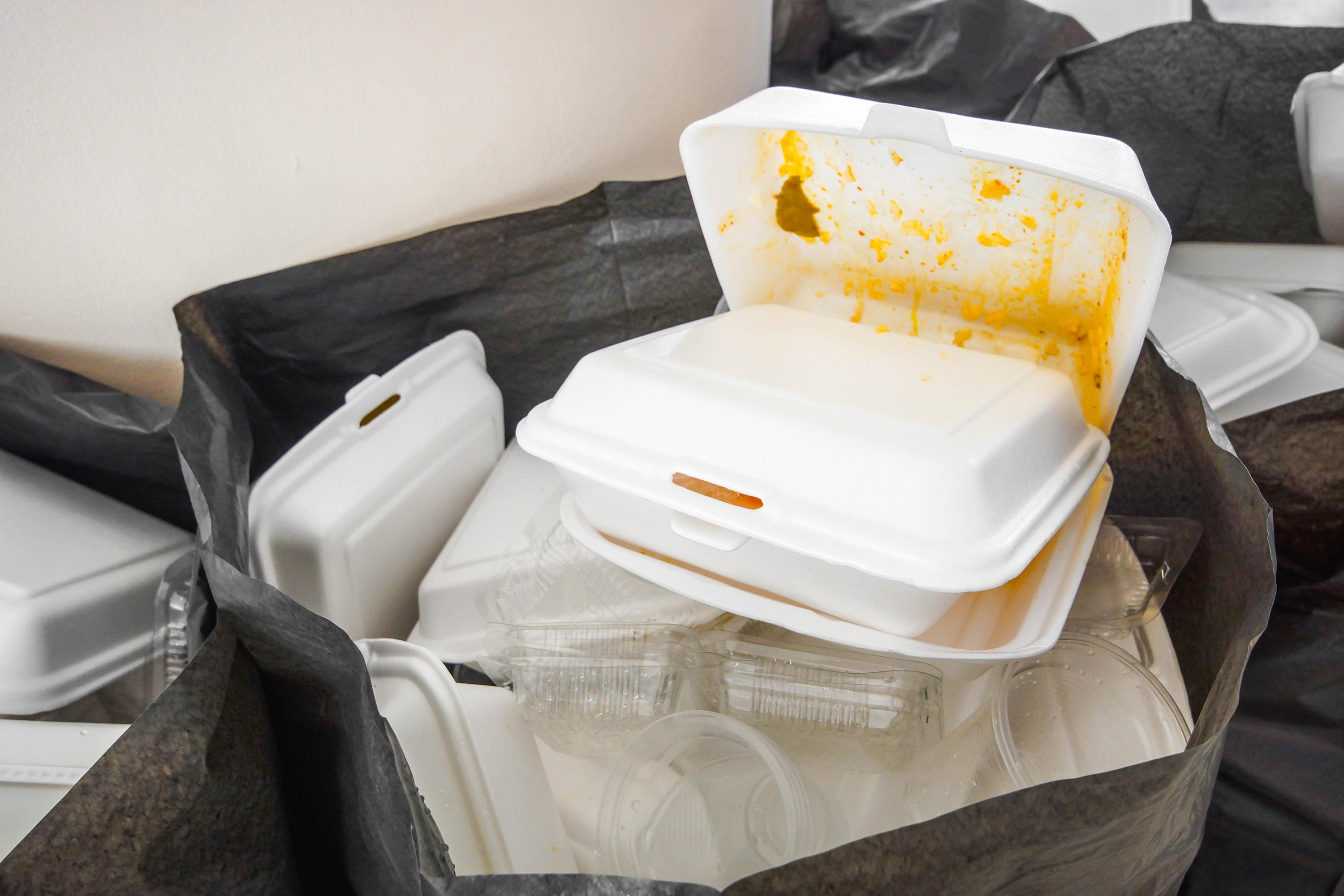 Next week, Maryland starts ban on foam containers for carryout food. Not everyone is happy