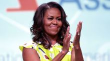 Michelle Obama just officiated at a Chicago wedding because she can do it all