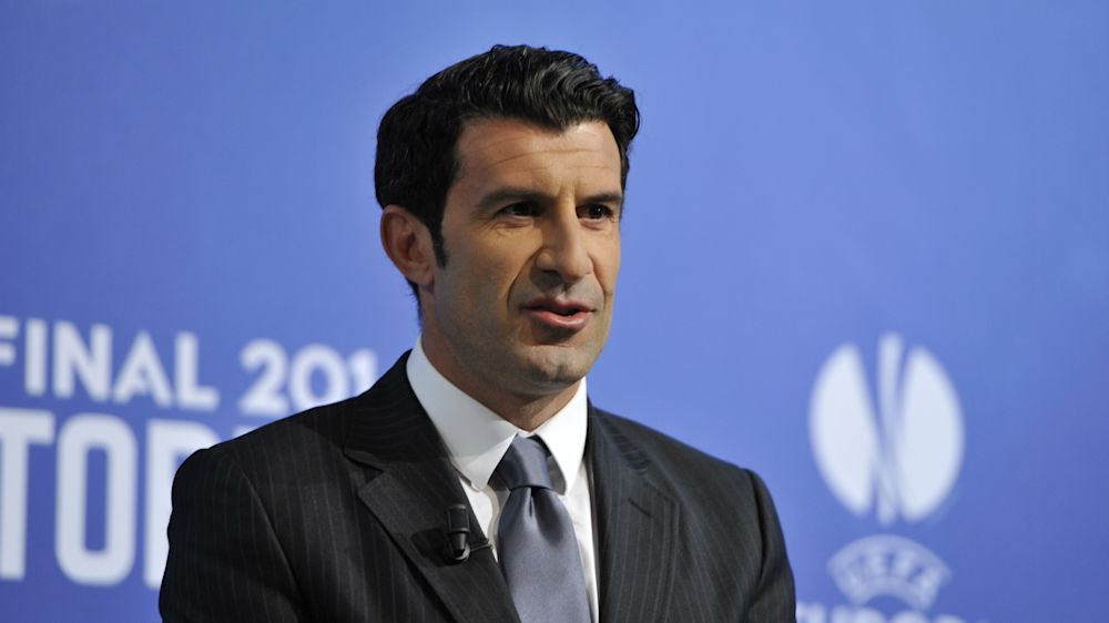 "Figo : ""Messi ? Cela ne surprend plus"""