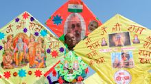PHOTOS: Ayodhya all decked up for Ram Mandir bhumi poojan ceremony