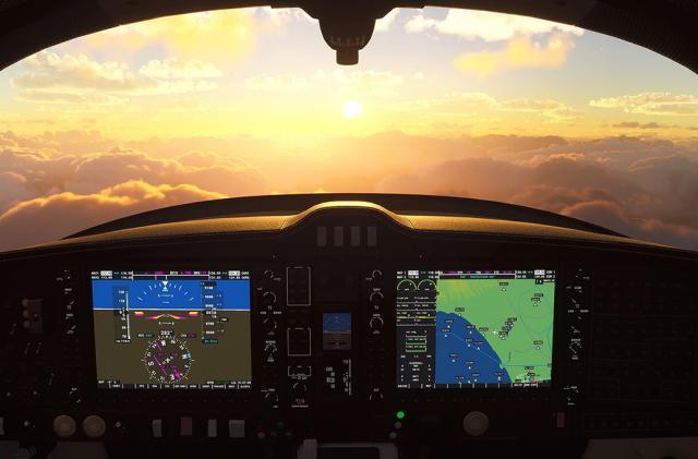 Microsoft starts taking 'Flight Simulator' VR beta sign-ups