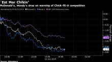 McDonald's, Wendy's Drop as BofAML Sees Threat From Chick-Fil-A