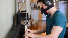 'Beltbox', la máscara que te permitirá cantar sin que nadie te oiga