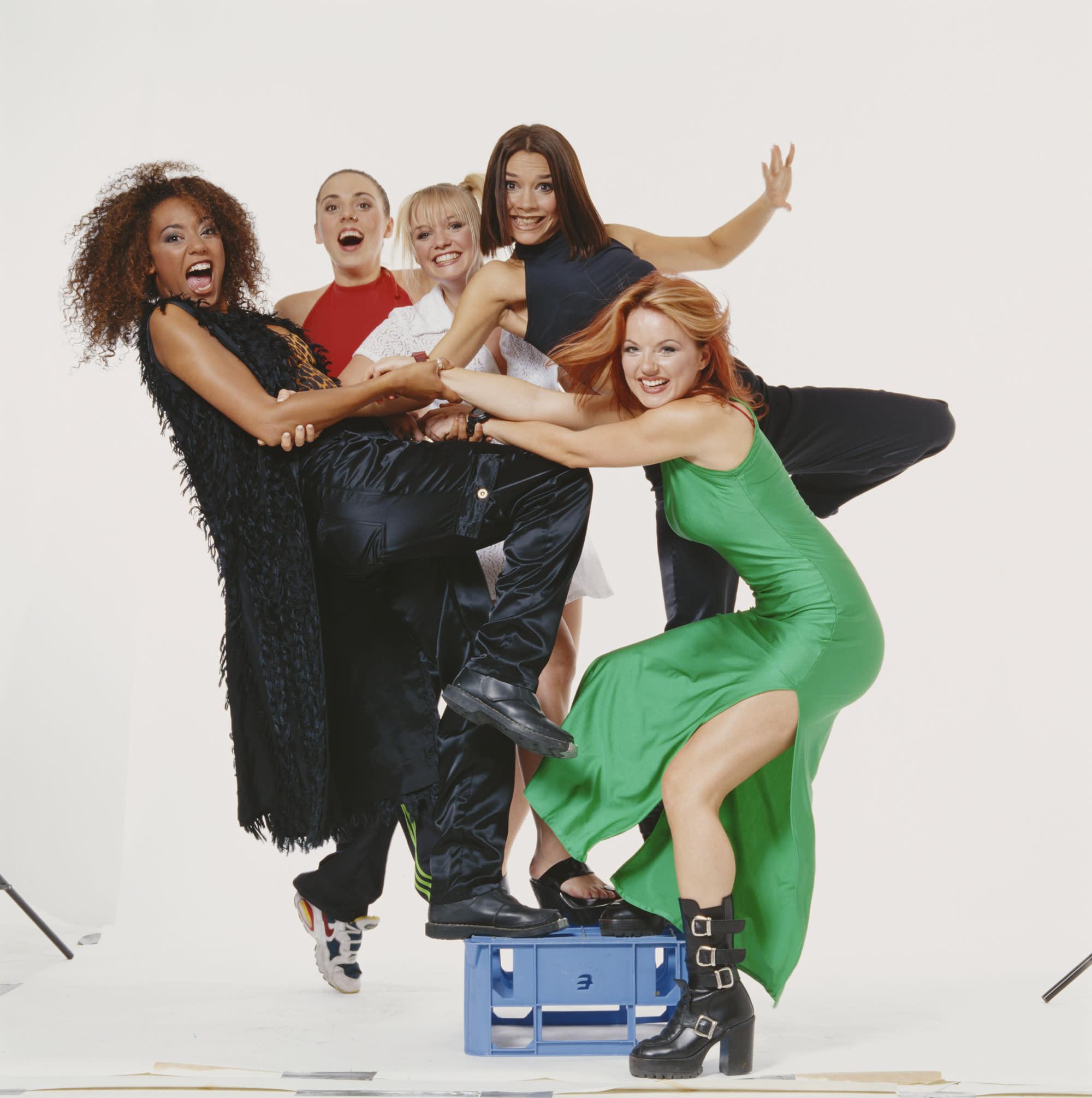 Spice Girlscouk fansite with SpiceGirls news Spice Girls Tickets Info and Spice Girls Greatest Hits CD