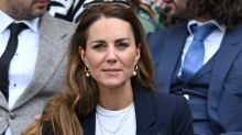 Kate Middleton 'self-isolating' following COVID-19 scare