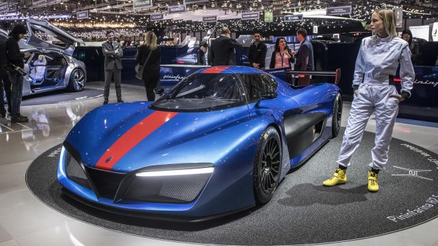 Pininfarina will go from designer to automaker with all-EV lineup