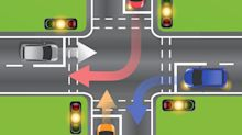 Road rules quiz causes confusion – but can you solve it?