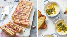 Easter Brunch Ideas, From Festive Fig Cocktails to Savory Salmon Cakes