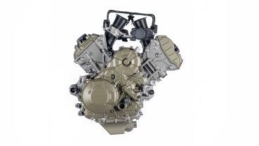 Ducati正式發表新的V4 Granturismo動力系統
