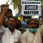 Pakistan demands Kashmir action while ignoring China's Uighurs