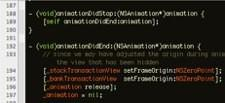 XThemes: Your favorite TextMate themes ... in Xcode