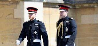 William and Harry to reunite at funeral amid ongoing rift
