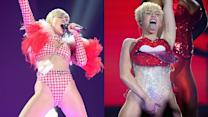 Miley Cyrus Strips & Twerks in NBC Concert Special Promo- WATCH!