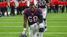 Patriots elevate Nick Thurman from practice squad