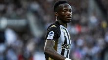Sub Ninga's quick-fire hat-trick sends Angers second