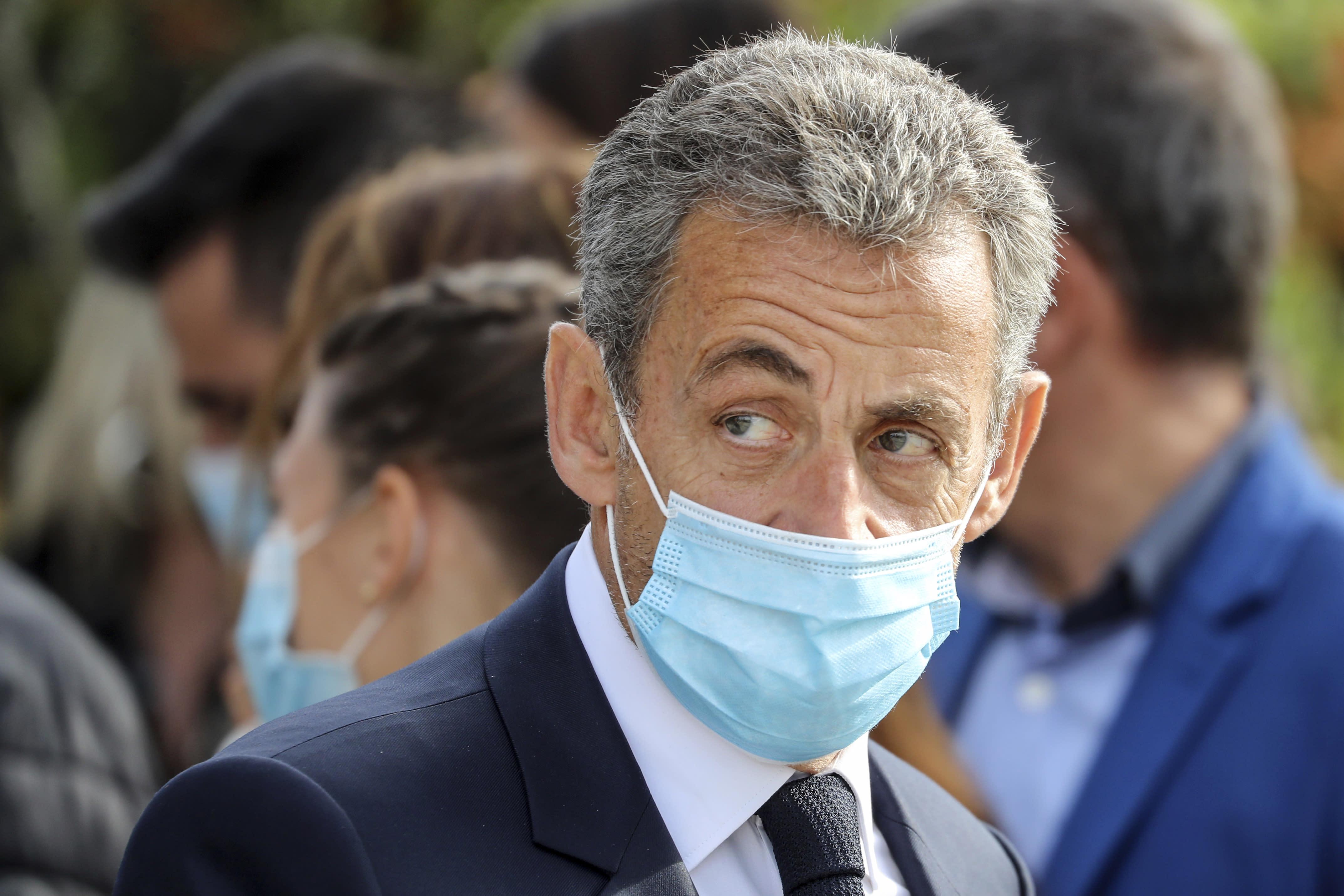 France's Sarkozy seeks closure of Libyan corruption case