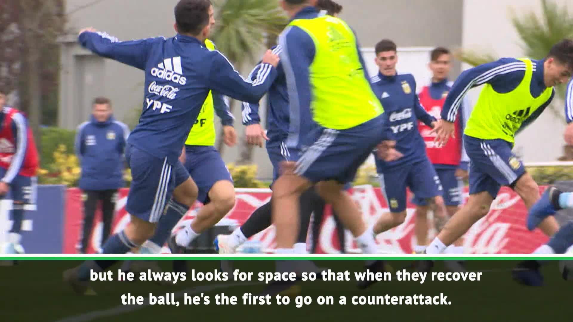 There's no one like Messi – Thiago Silva