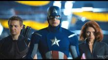 'The Avengers' Theatrical Trailer