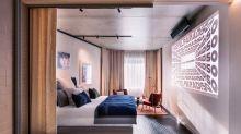 À Paris, les chambres de cet hôtel se transforment en salles de cinéma