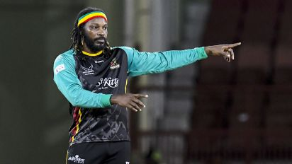 Controversial cricketer's bold retirement claim