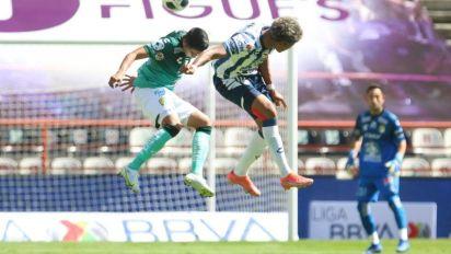 El Pachuca golea al León en el estreno del argentino Holan como entrenador
