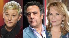 Lea Thompson Backs Brad Garrett, Says 'True Story' That Ellen DeGeneres Has Treated Guests 'Horribly'