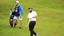 Andrew 'Beef' Johnston offered mental health support following withdrawal from British Masters