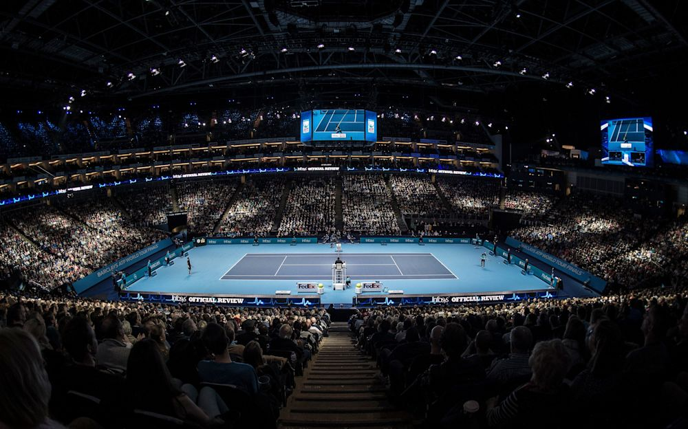 The O2 will stage the World Tour Finals - ©Stella Pictures Limited www.stellapictures.co.uk +447813 022858
