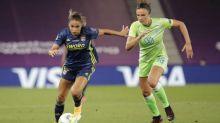 Foot - C1 (F) - OL - Delphine Cascarino (OL): «On l'a fait en équipe»