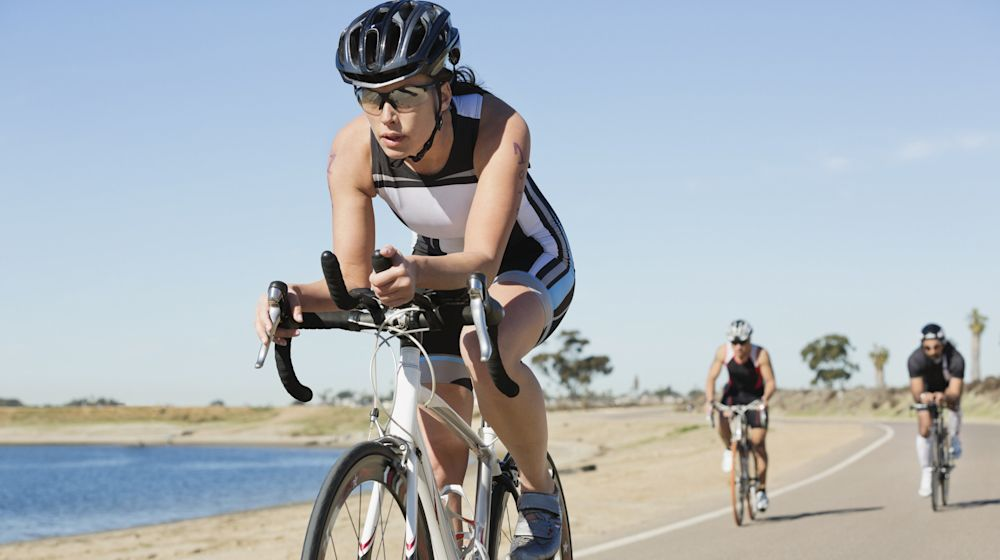Cycling Magazine Admits Its Sexist Photo Caption Was Totally 'Idiotic'