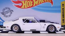 1970 Firebird Trans-Am with front-mid-engine to be immortalized as a Hot Wheels car