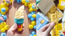 McDonald's has an entire menu dedicated to minions