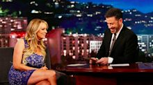 Jimmy Kimmel and Stormy Daniels won the late night Trump speech analysis