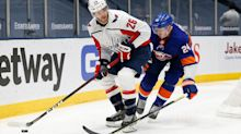 Capitals control play for final two periods in shootout win over Islanders