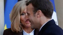Elysee plays down opulence of Macron birthday at Loire chateau