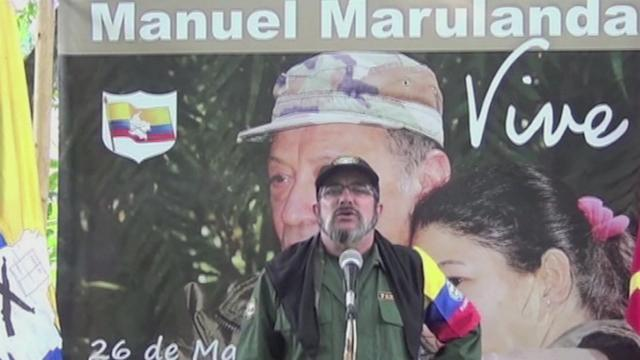 Colombia: FARC leader confirms the opening of peace talks