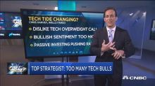 There are too many tech bulls in the market, says Wells F...