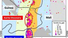 IAMGOLD Reports New Discovery with High Grade Drill Intersections from Its 2019 Drilling Program on the Karita Project in Guinea