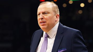 Thibodeau is once again in the Knicks coaching mix
