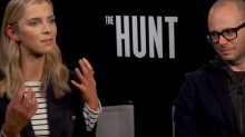 'The Hunt' cast, creators talk controversial thriller that Donald Trump attacked: 'It was frustrating and disappointing'