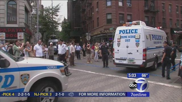 2 U.S. marshals and NYPD detective recovering after shootout in Greenwich Village