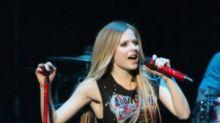 Avril Lavigne considered 'most dangerous' celeb on internet