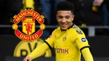 O futuro de Jadon Sancho: Manchester United prepara oferta de R$ 600 milhões